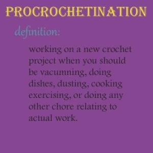 procrochetination
