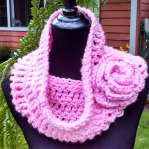 Soft and Stylish Cowl Free Crochet Pattern