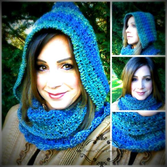 Amazing Grace Snoodie... Free Crochet Pattern!!!!