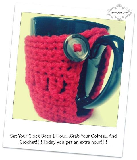 Daylingt savings mug
