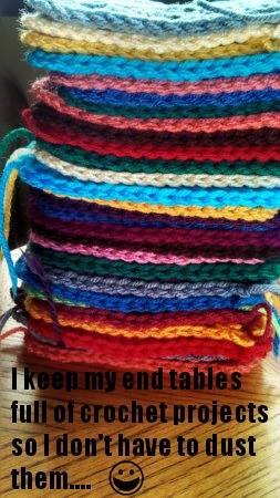 crochet funny