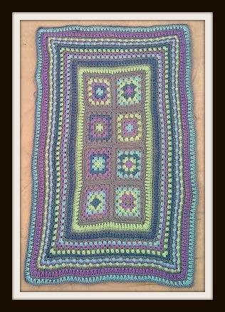 week 6 crochet A long free pattern #Crochet #FreePattern