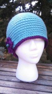 Surface Braid #Crochet Hat... #FreePattern