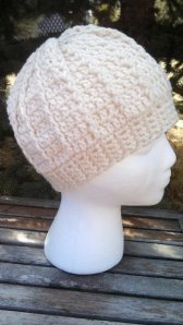 Country Appeal Hat... #FreeCrochet #Pattern