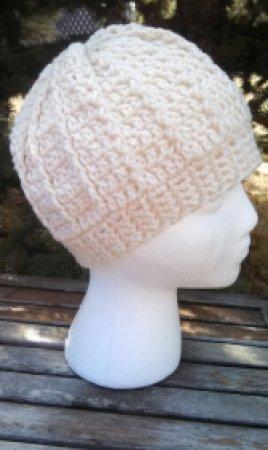 Country Appeal Hat... #FreeCrochet #Pattern