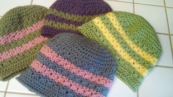 Amazing Grace Hats
